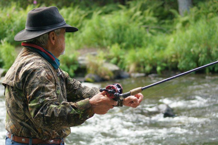 fischen und angeln