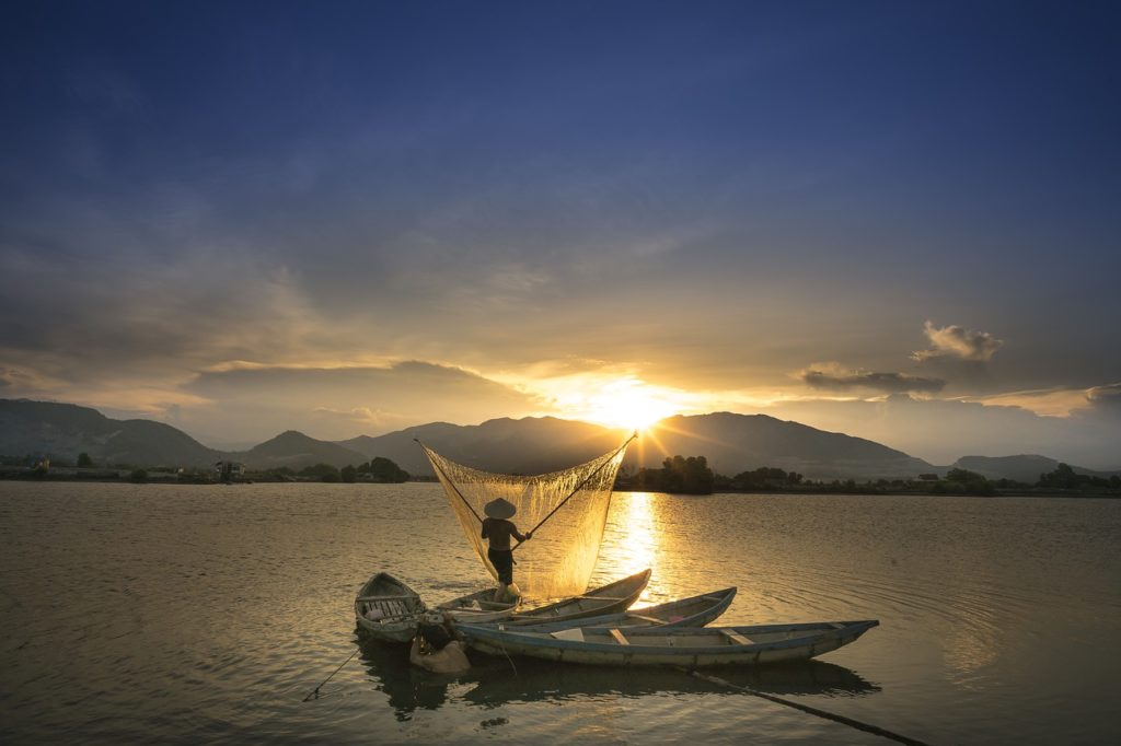 Angeln in Vietnam. Die besten Tipps
